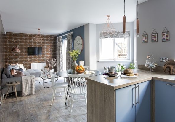 Showhome with a difference at Glen Ora