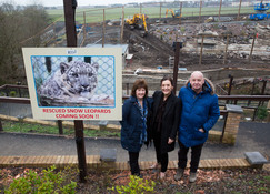 Walker Group Supports New Zoo Enclosure