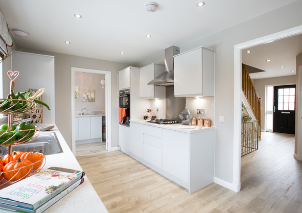 Long Meadow, Ormiston-Kitchen