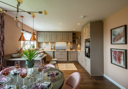 One Dalhousie, Bonnyrigg-Kitchen/Dining